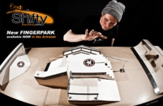 New Fingerpark Blackriver available @Shifty Boardshop