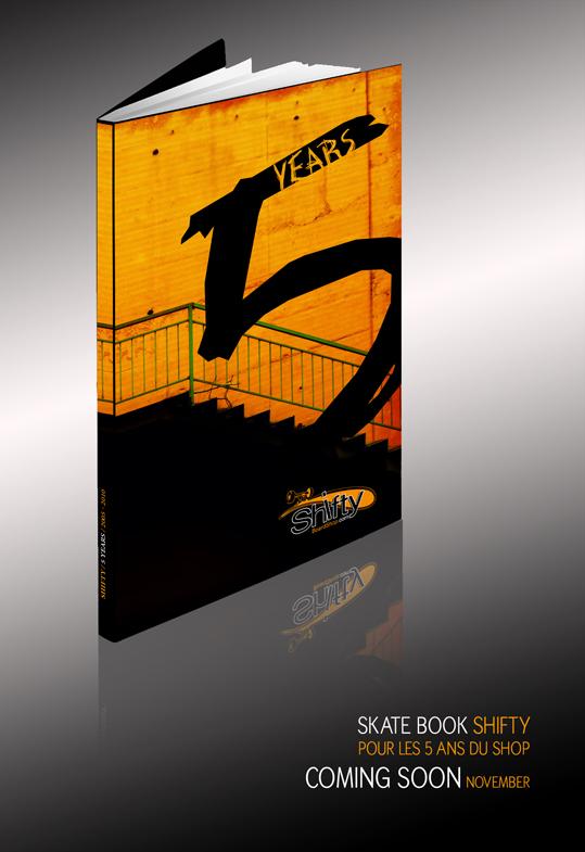 Skate BookShifty2005-2010