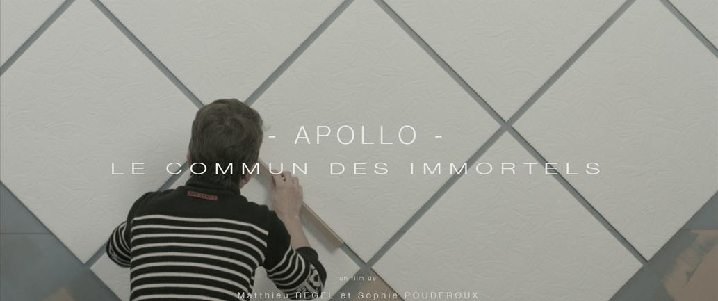 Apollo – Le commun des immortels