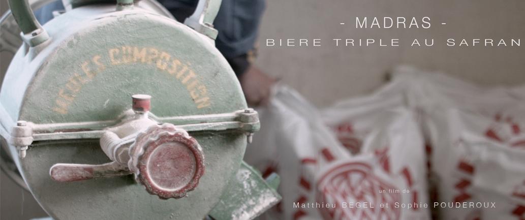 Madras – Bière triple au safran
